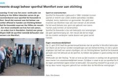 Uit: Roerdalen Bericht week 20 2017
